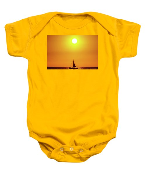 Sail Away Baby Onesie