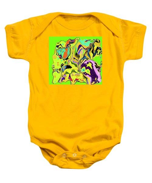 3-19-2010wabcdefghiklmno Baby Onesie