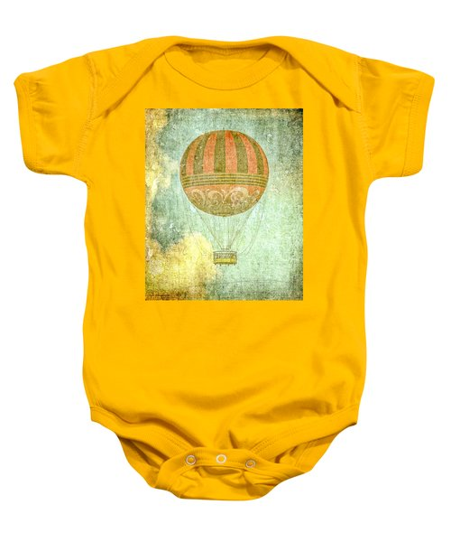 Among The Clouds Baby Onesie