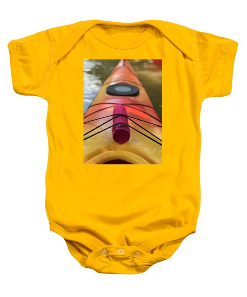 Another Bottle On A Boat Baby Onesie