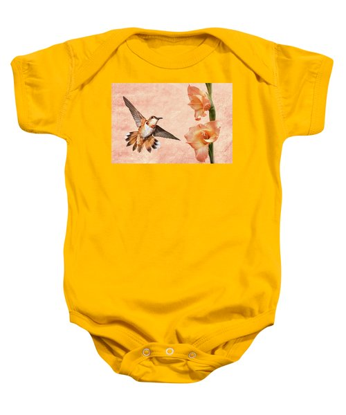 Attraction  Baby Onesie