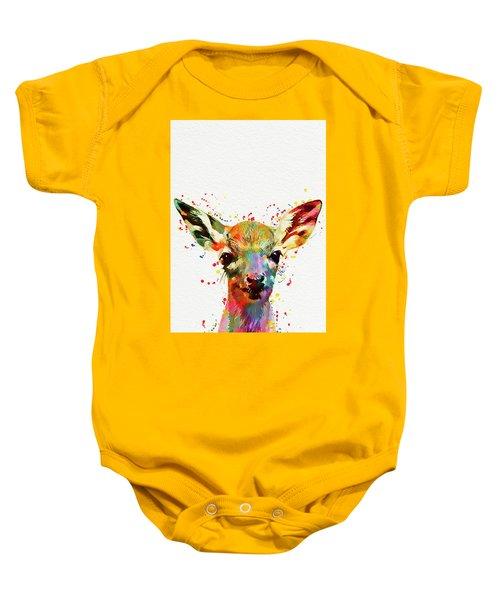 Baby Deer  Baby Onesie