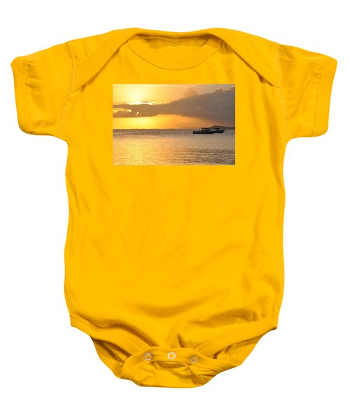 Brewers Bay Sundown Baby Onesie