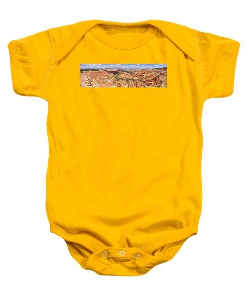 Bryce Canyon Hoodoos Baby Onesie
