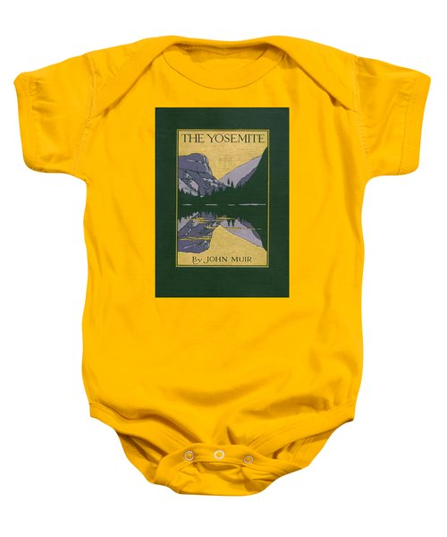 Cover Design For The Yosemite Baby Onesie