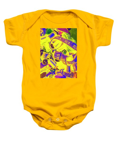 Crafting Colours Baby Onesie