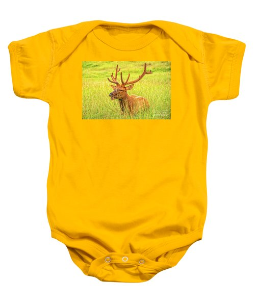 Elk Baby Onesie