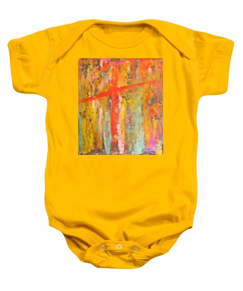 Every Hour I Need Thee Baby Onesie
