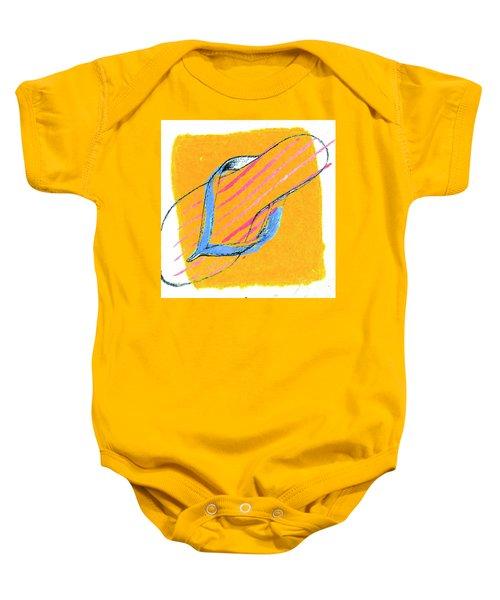 Flip Flop Baby Onesie