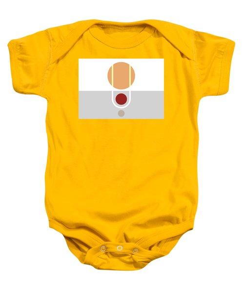 Geometric Painting 11 Baby Onesie