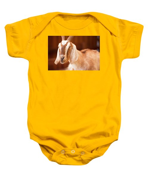 Goat Baby Onesie