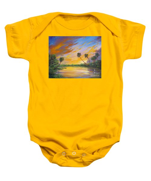 Homage To Newton Baby Onesie