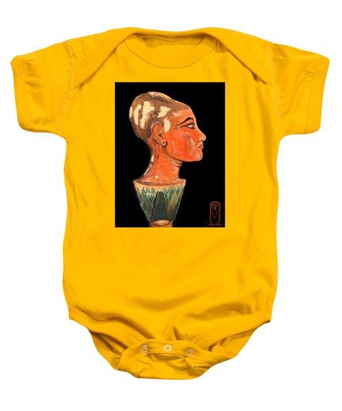 King Tut, The Boy King Baby Onesie
