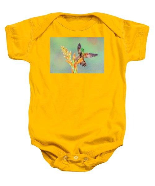 Landing Baby Onesie