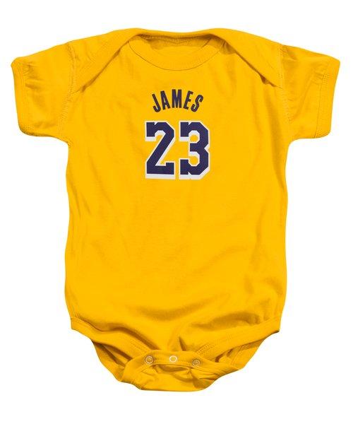 Lebron James Baby Onesie