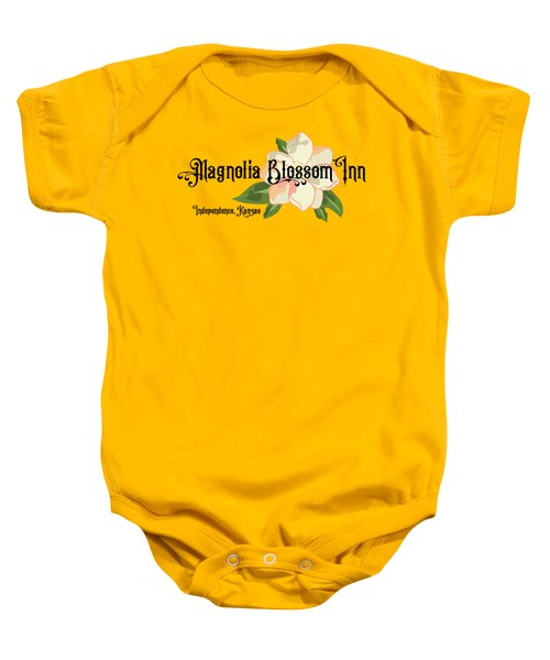 Logo 3 Baby Onesie