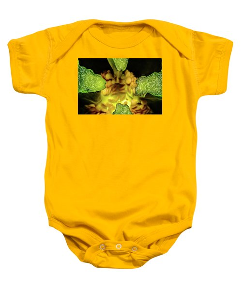 Looking Into A Pepper Baby Onesie