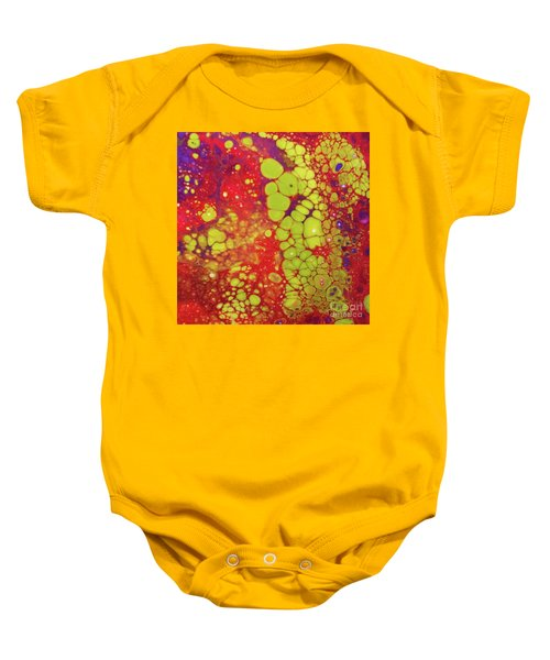 Love Is Our Refuge And Strength Baby Onesie