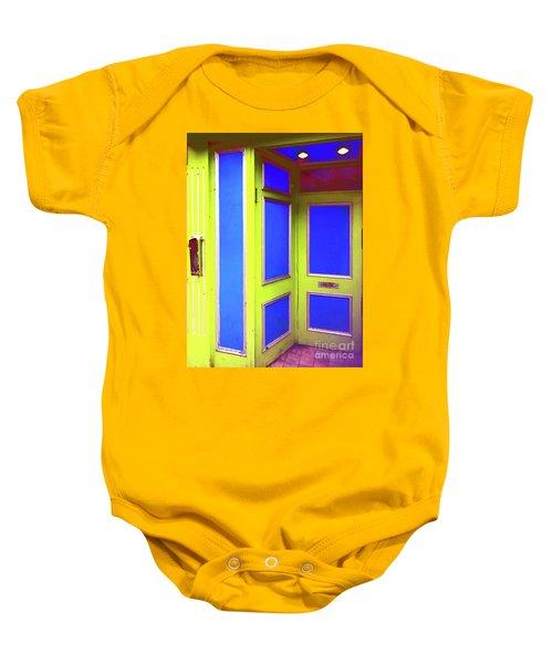 Mail Slot Baby Onesie