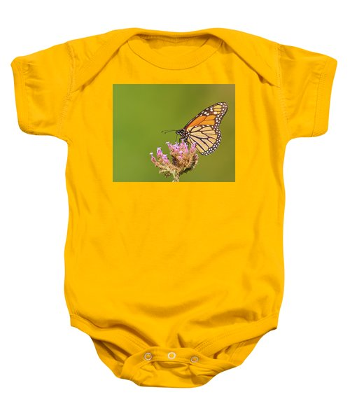 Monarch Butterfly Baby Onesie