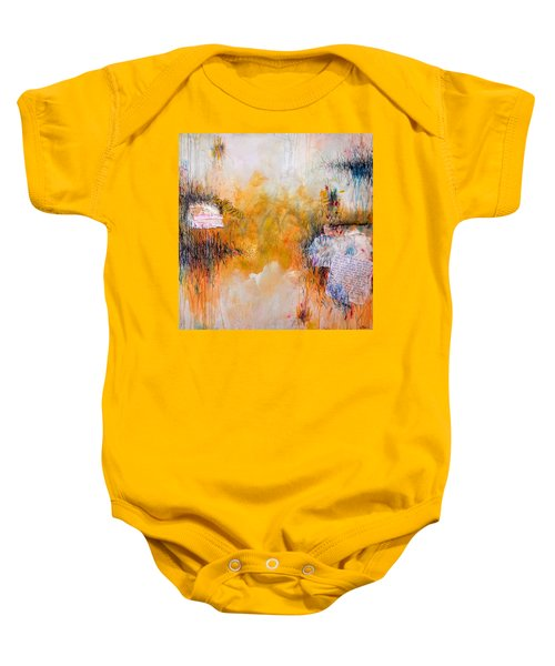 My Mouth Hasn't Shut Up About You Since You Kissed It Baby Onesie