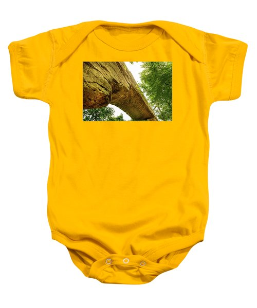 Natural Bridge 4 Baby Onesie