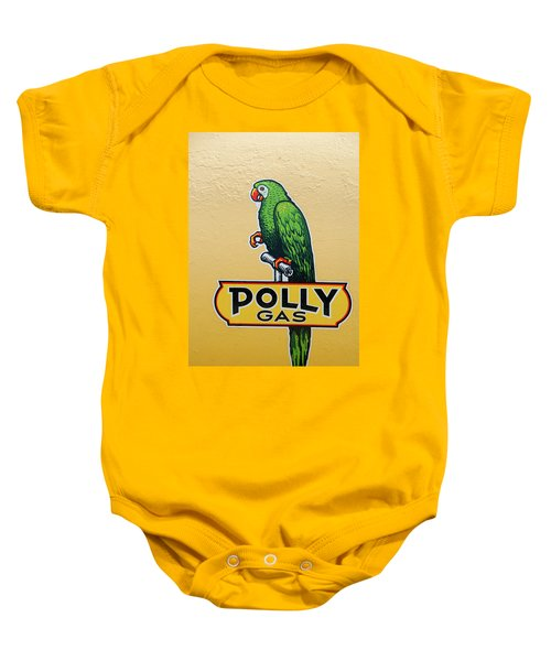 Polly Gas Baby Onesie