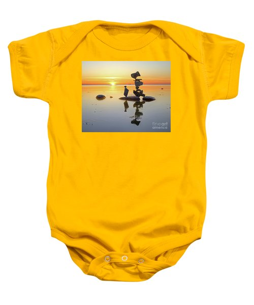 Reflect Baby Onesie
