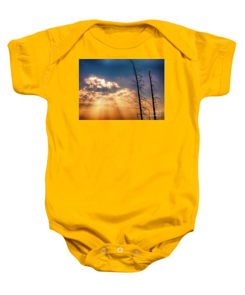 Sunbeams Baby Onesie