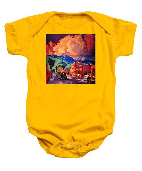 Taos Inn Monsoon Baby Onesie