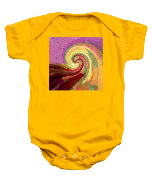 The Consumption Of Fire Baby Onesie
