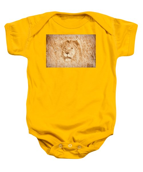 The King Baby Onesie