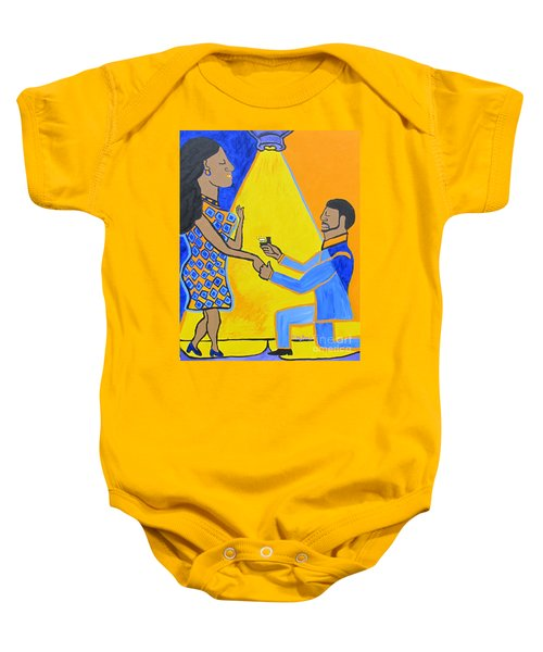 The Proposal Baby Onesie