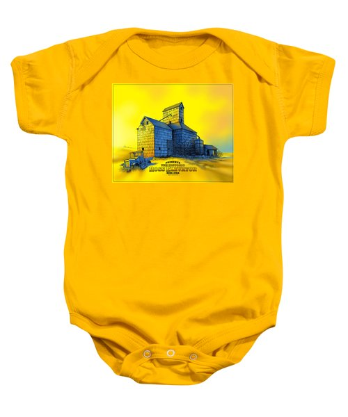 The Ross Elevator Version 4 Baby Onesie