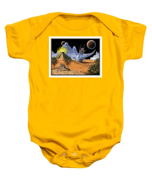 The Survivor Baby Onesie