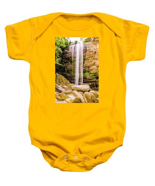 Toccoa Falls Baby Onesie