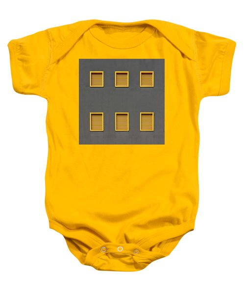 Verona Windows 3 Baby Onesie
