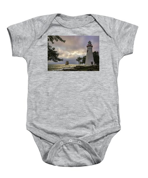 A Place To Dream Baby Onesie