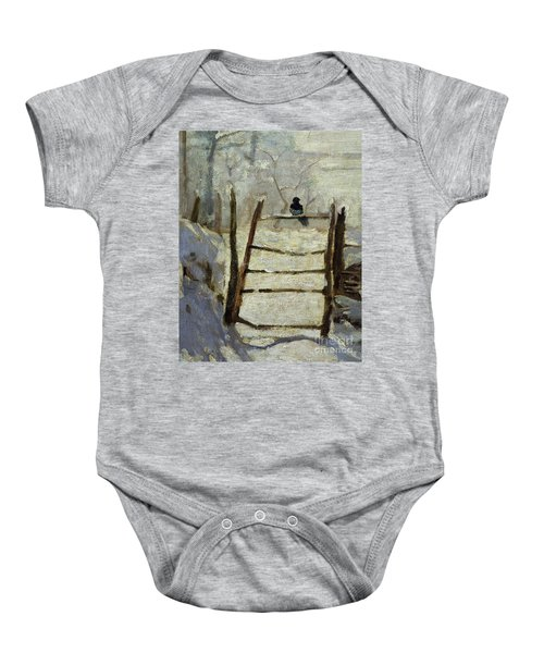The Magpie Baby Onesie