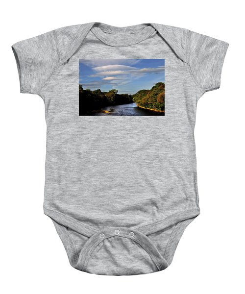 The River Beauly Baby Onesie
