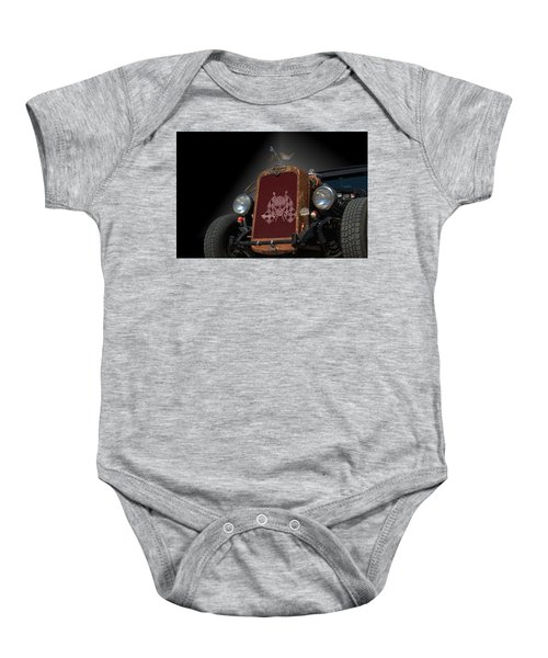 1931 Nash Coupe Hot Rod Baby Onesie