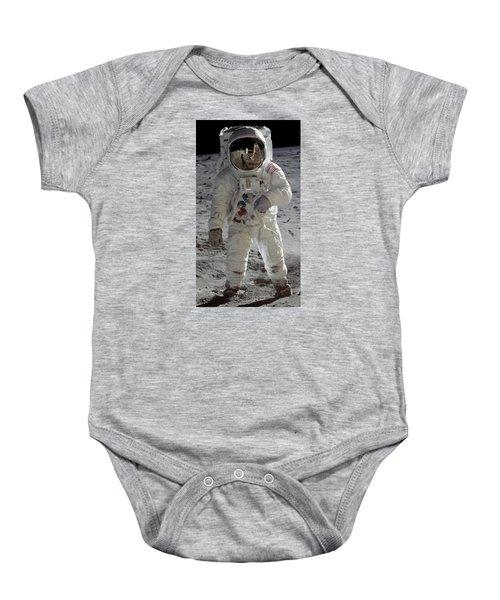 Apollo 11 Baby Onesie