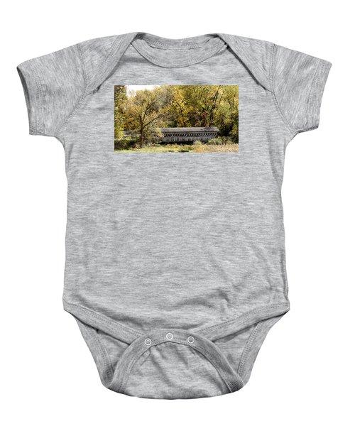 Buckeye Lake Ohio Baby Onesie