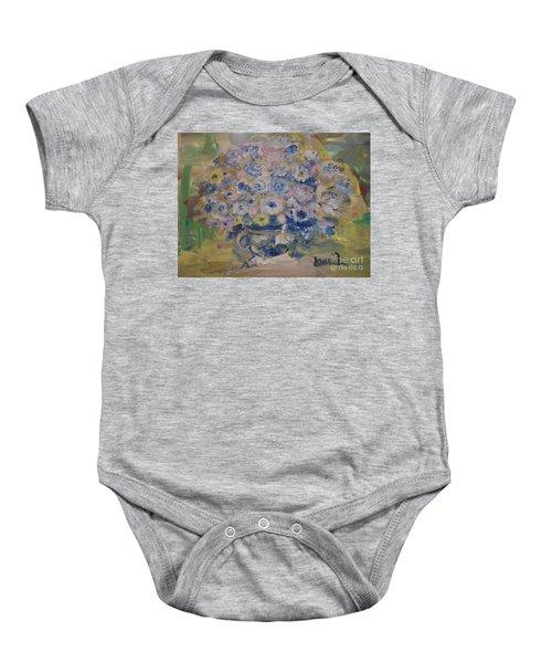 Flow Bleu Baby Onesie