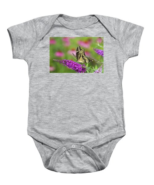 Giant Swallowtail Butterfly Papilio Baby Onesie