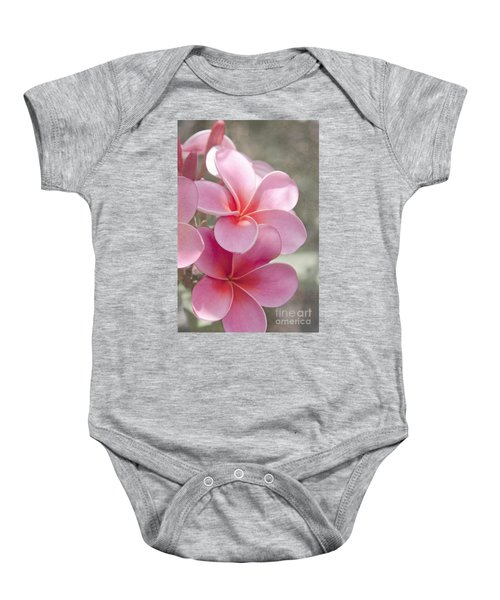 In The Path Of A Dream Baby Onesie