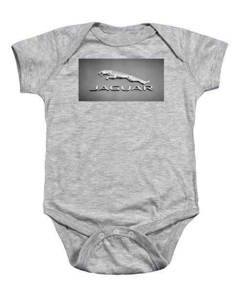 Jaguar F Type Emblem Baby Onesie