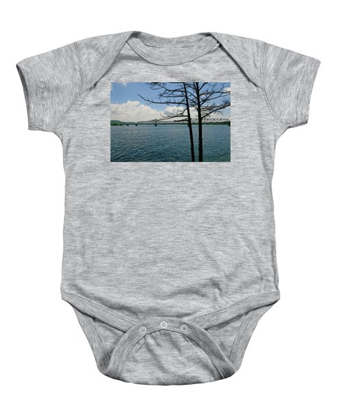 Kimberling City Bridge Baby Onesie