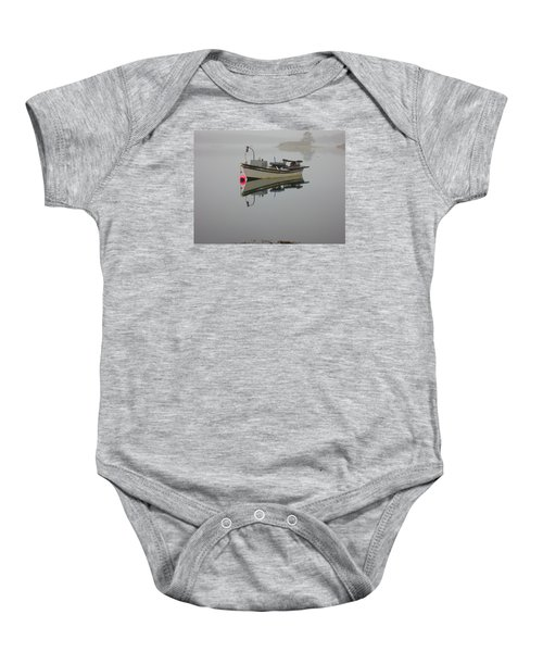 New Hampshire Sea Coast  Baby Onesie