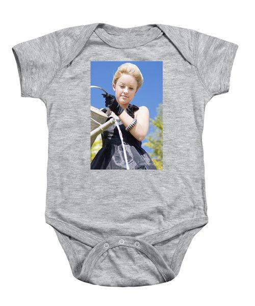 Nurturing Mother Nature Baby Onesie